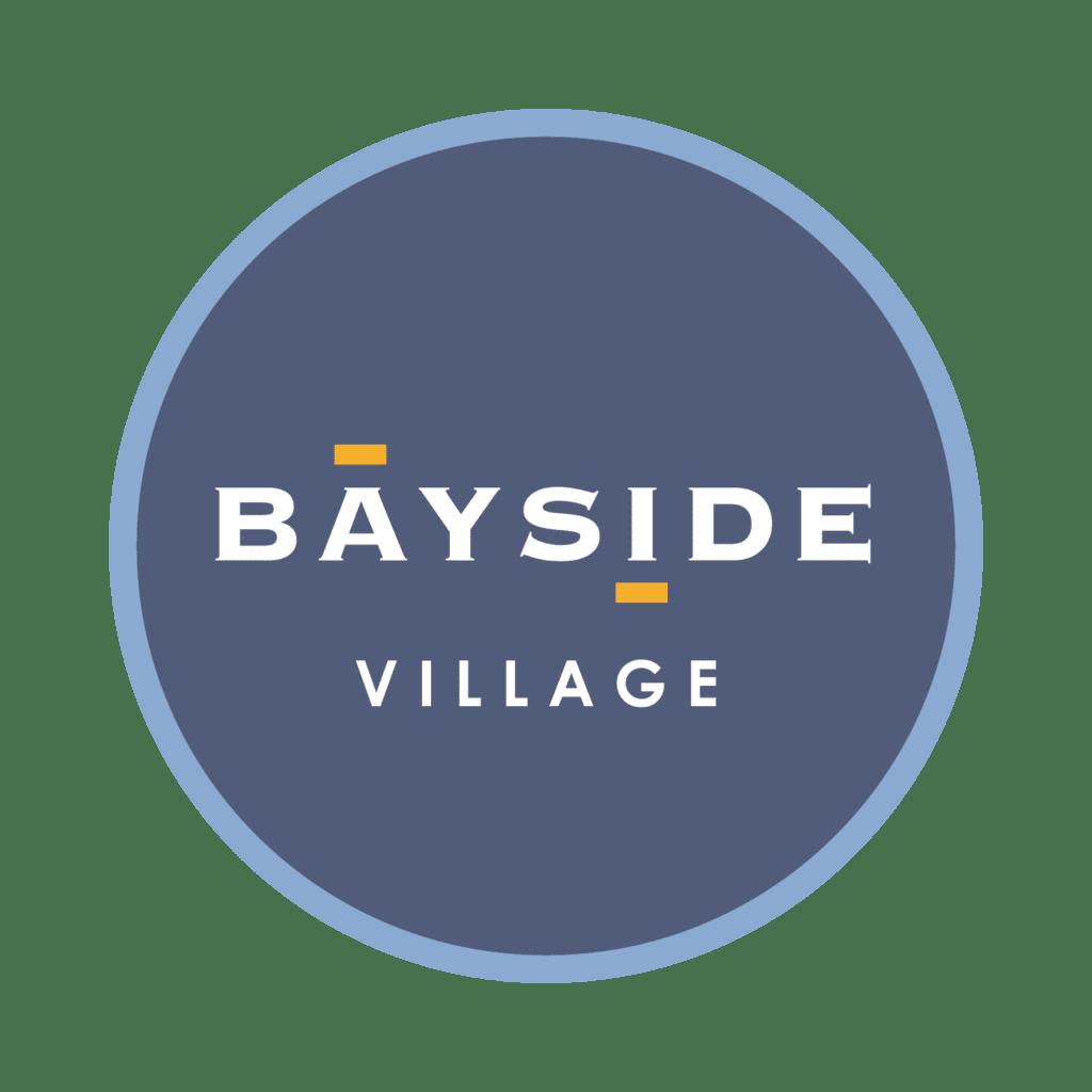 bayside village apartments san francisco logo
